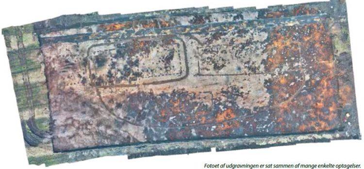 Artikel om udgravningen Lyngsmose Nord